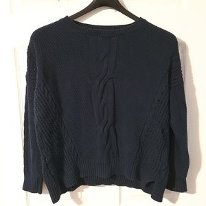 Tommy Hilfiger Women's Cable Sweater